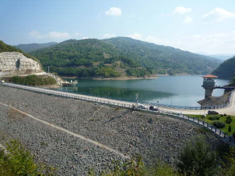Main water supply source for Vranje city - Serbia